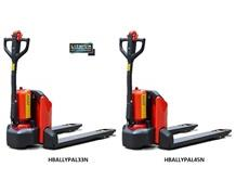 BALLYPAL FULLY ELECTRIC PALLET TRUCK